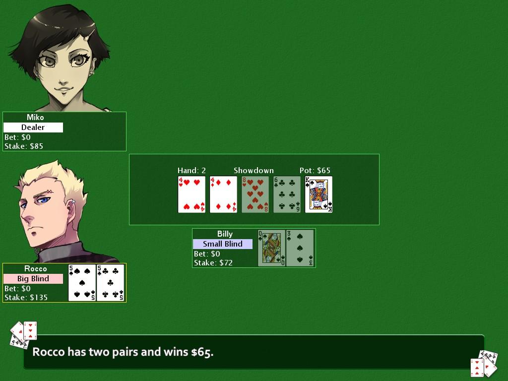 Strip poker sims