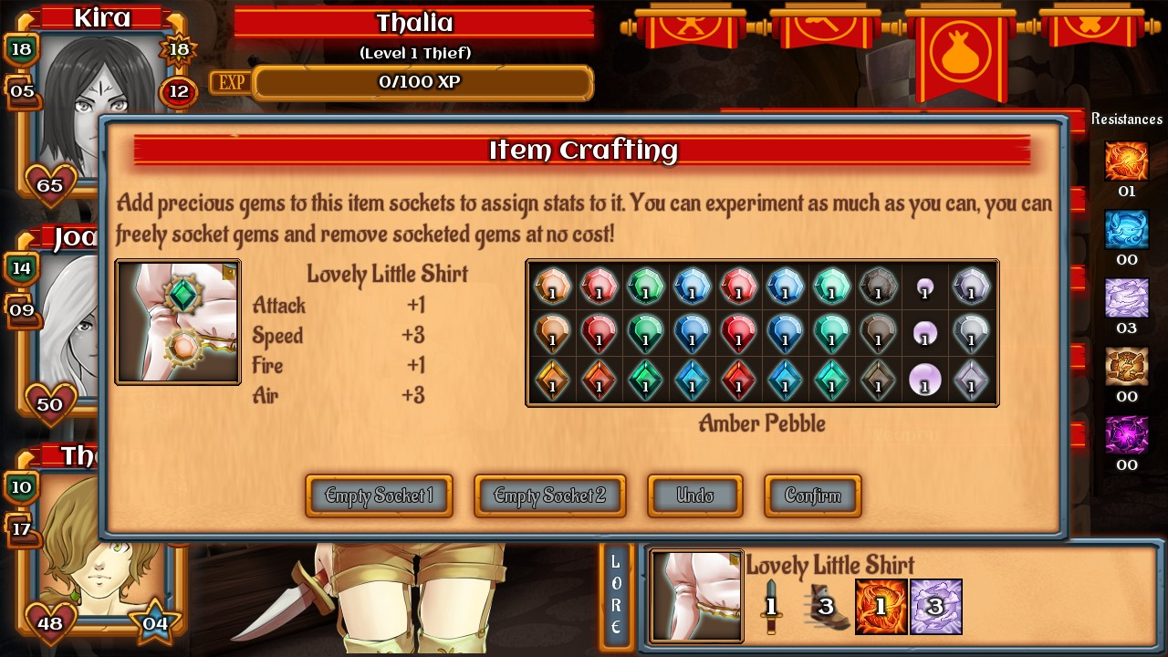What Makes A Good Crafting System