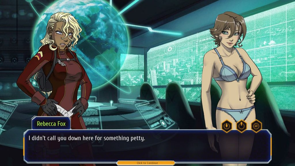 Sexy games for computer
