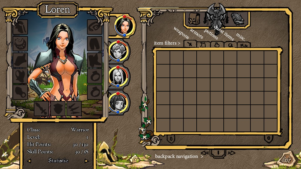 Play dating rpg games online